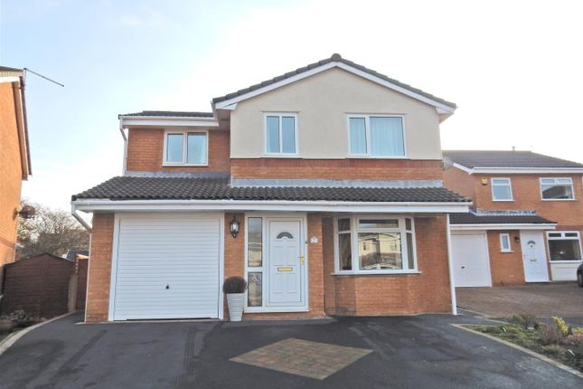Thumbnail Detached house for sale in Arran Close, Heysham, Morecambe