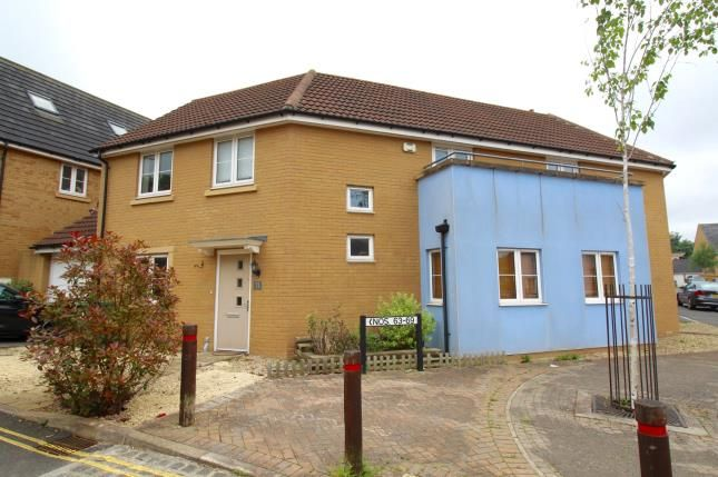 Thumbnail Semi-detached house for sale in Junction Way, Mangotsfield, Near Bristol, Gloucestershire