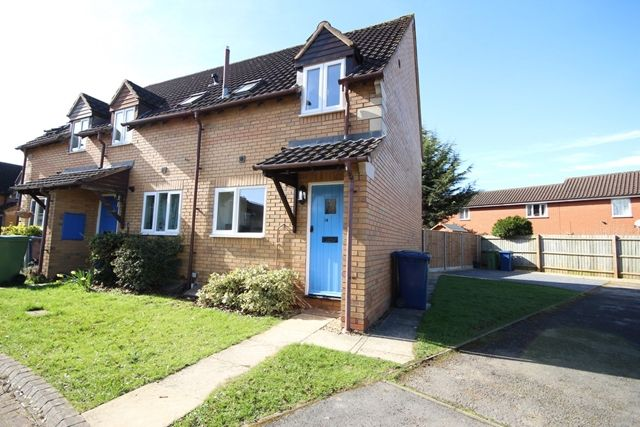 Thumbnail Semi-detached house to rent in Lavender Mews, Bishops Cleeve, Cheltenham