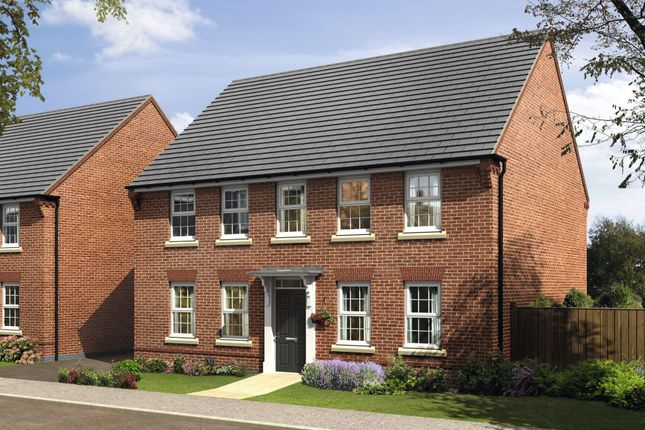 "Thumbnail Detached house for sale in ""Chelworth"" at St. Brides Road, Wick, Cowbridge"