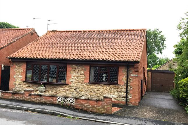 Thumbnail Detached bungalow for sale in Church Street, Messingham, Scunthorpe