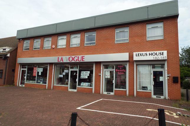 Thumbnail Retail premises to let in Dudley Road, Wolverhampton