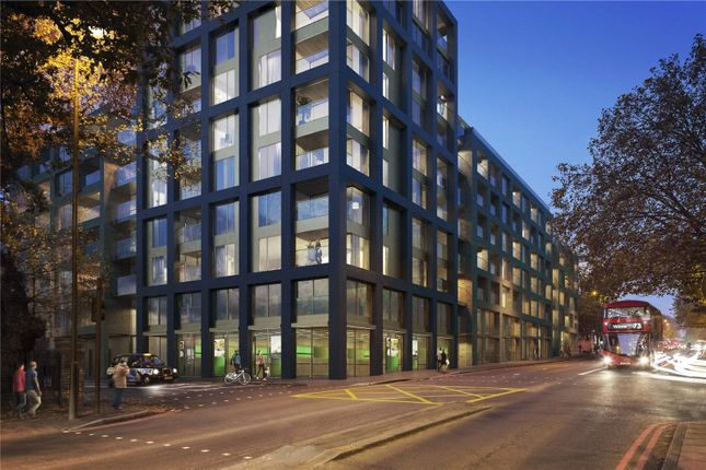 Thumbnail Flat for sale in King's Cross Quarter, King's Cross, London