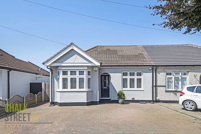 Thumbnail Semi-detached bungalow for sale in Mansfield Gardens, Hornchurch