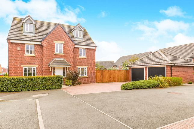 Thumbnail Detached House For Sale In Bridgewater Drive Buckshaw Village Chorley