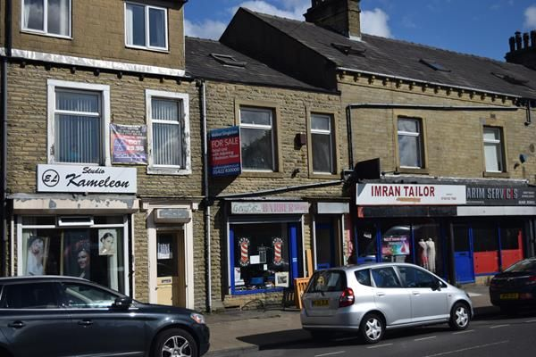 Thumbnail Retail premises for sale in 218 Queens Road, Halifax