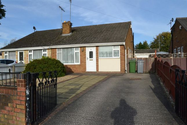 Thumbnail Semi-detached bungalow for sale in Clifton Avenue, Eastham, Wirral