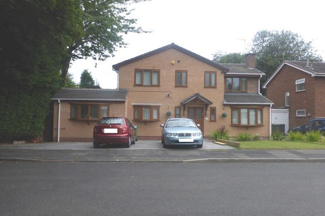 Thumbnail Detached house for sale in Glen Close, Walsall