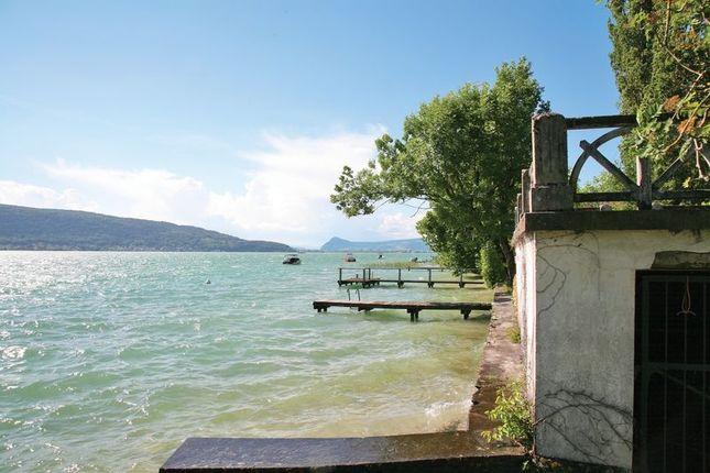 Thumbnail Property for sale in Menthon Saint Bernard, Haute Savoie, France