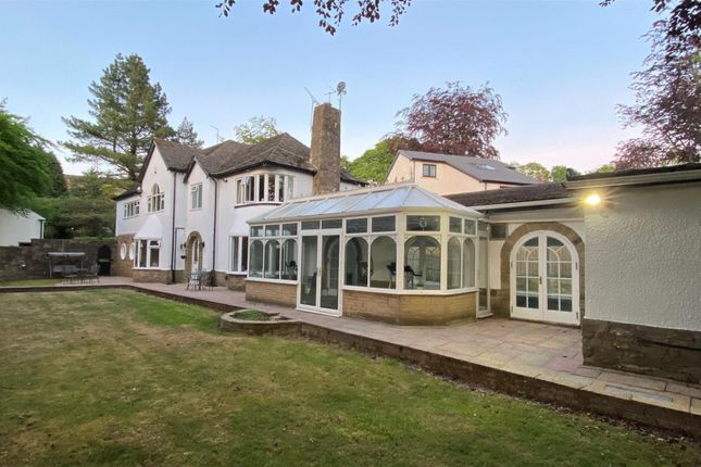 Thumbnail Detached house for sale in Mottram Old Road, Stalybridge, Cheshire