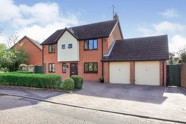 4 bed detached house for sale in Cardinals Gate, Werrington, Peterborough PE4
