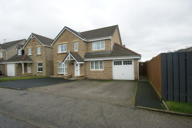 Thumbnail Detached house to rent in Whitehills Court, Ellon, Aberdeenshire