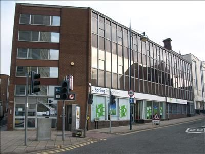 Thumbnail Office to let in 46/58 Pall Mall, Hanley, Stoke On Trent, Staffordshire