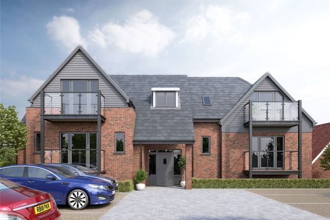 Thumbnail Flat for sale in Plot 5, The Gables, 6 Cumnor Hill, Oxford