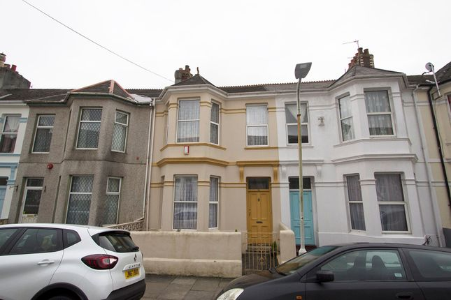 Thumbnail Terraced house for sale in Neath Road, St Judes, Plymouth