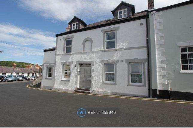 Thumbnail Flat to rent in Crown House, Denbigh