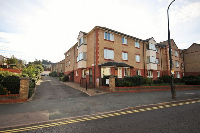 Thumbnail Flat for sale in Maldon Court, Maldon Road, Colchester, Essex