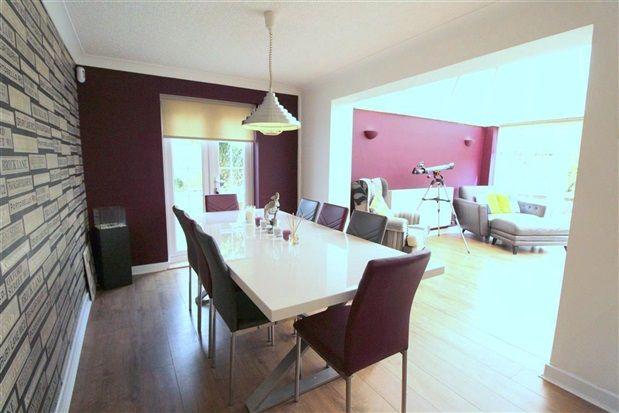 New Dining Area of Greaves Town Lane, Preston PR2