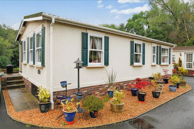 Thumbnail Mobile/park home for sale in Hampton Loade Park Homes, Hampton Loade, Bridgnorth