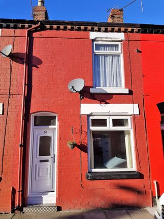 Thumbnail Terraced house for sale in Gordon Street, Liverpool