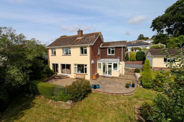 Thumbnail Detached house for sale in Ferndale Road, Teignmouth