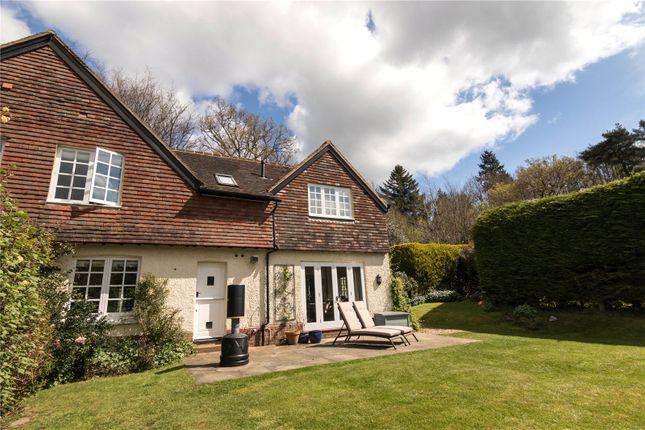Thumbnail Semi-detached house for sale in Fernden Hill Cottages, Fernden Lane, Haslemere, Surrey