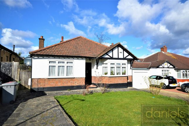 Thumbnail Detached bungalow to rent in Tudor Close, Kingsbury, London