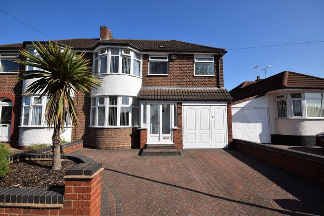 Thumbnail Semi-detached house for sale in Galloway Avenue, Birmingham