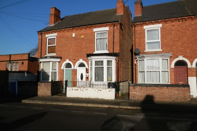 Thumbnail Semi-detached house for sale in Northcote, Long Eaton