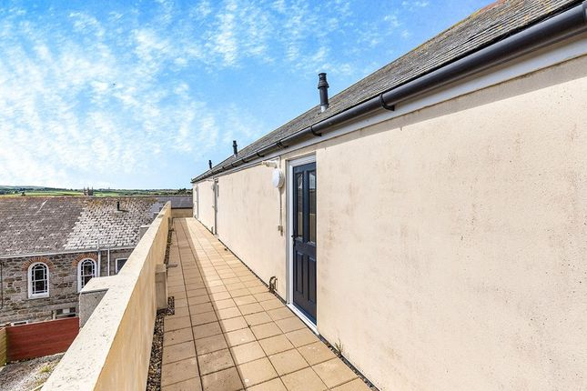Thumbnail Flat to rent in Wendron Street, Helston