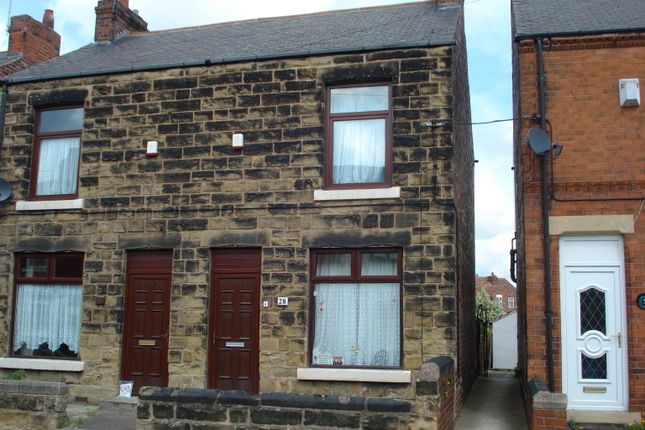Thumbnail Semi-detached house to rent in Silverdales, Dinnington