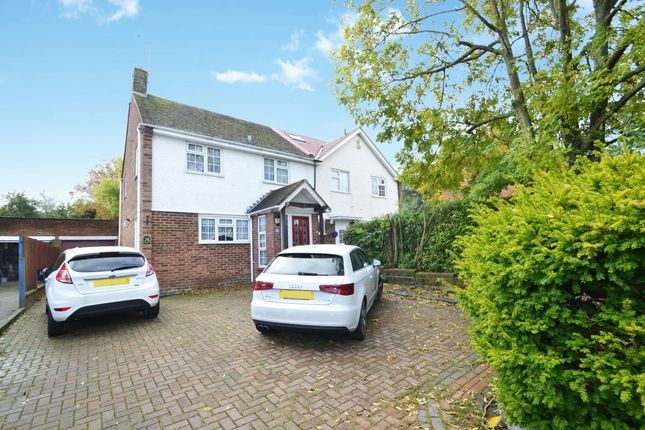 Semi-detached house to rent in Georgian Way, Wigmore, Gillingham