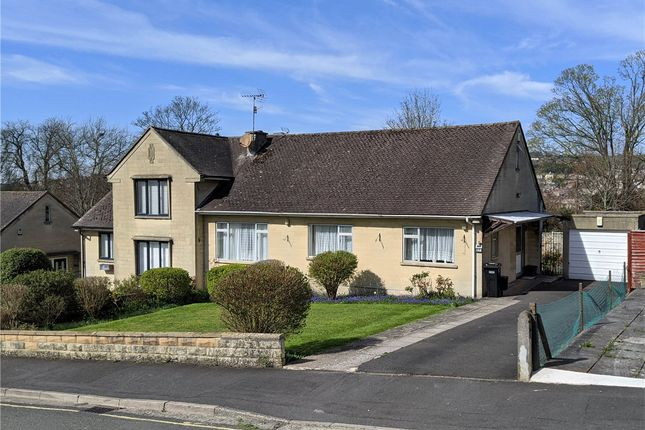 Thumbnail Bungalow for sale in St. Christophers Close, Bath, Somerset