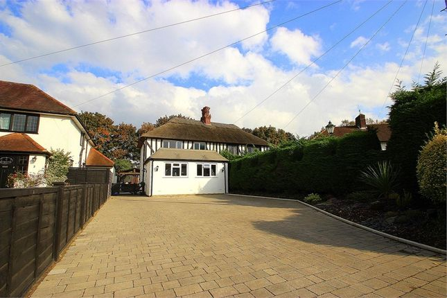 3 bed semi-detached house for sale in The Ridings, Richings Park, Buckinghamshire