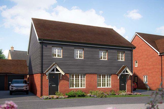 """3 bed property for sale in """"The Magnolia"""" at Hertfordshire, Bishop's Stortford CM23"""