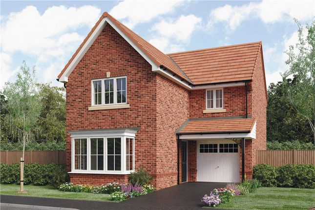 """Thumbnail Detached house for sale in """"Malory"""" at Leeds Road, Thorpe Willoughby, Selby"""