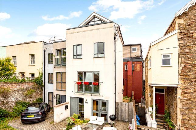 Thumbnail Semi-detached house for sale in Mornington Road, Clifton, Bristol