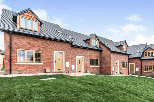Terraced bungalow for sale in Chestnut Grove, Coleshill, Birmingham