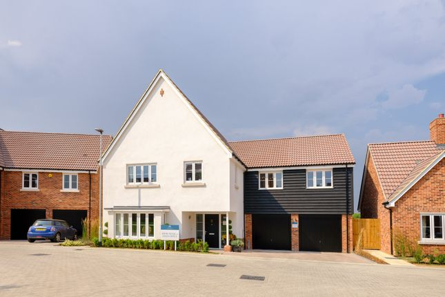 Thumbnail Detached house for sale in High Street, Great Abington, Cambridge