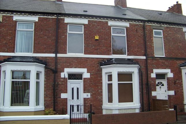 Thumbnail Terraced house to rent in Collingwood Terrace, Blyth