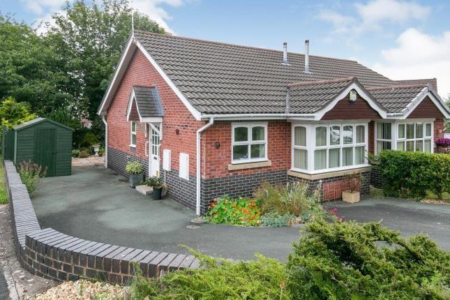Thumbnail Bungalow for sale in Rhodfa Wenlo, Greenfield, Holywell, Flintshire