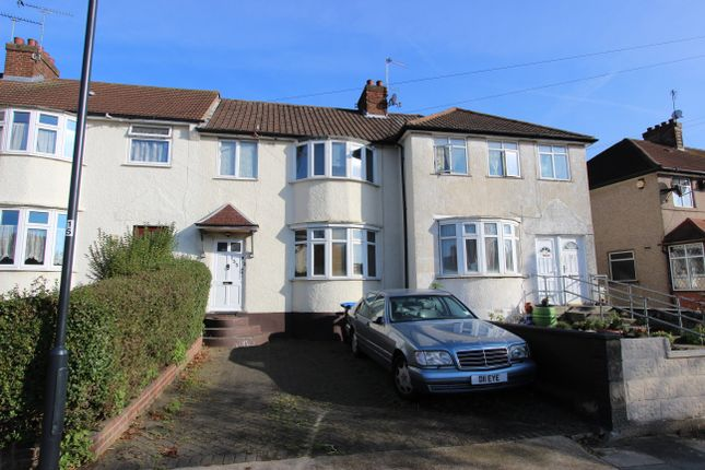 Thumbnail Triplex for sale in Wembley, Middlesex