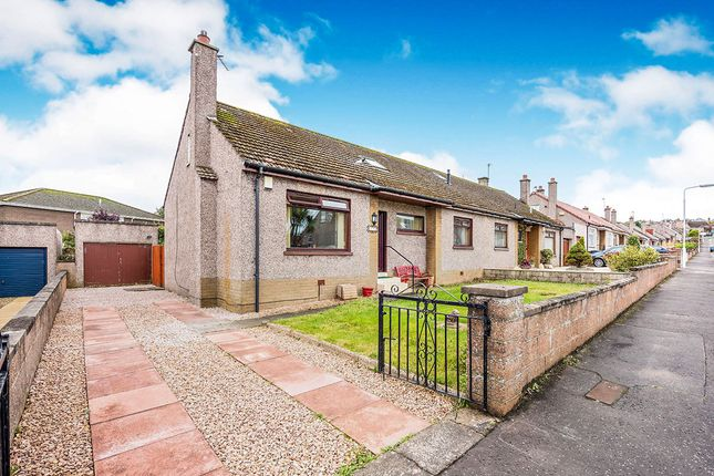 Thumbnail Semi-detached house for sale in Forth Park Gardens, Kirkcaldy, Fife