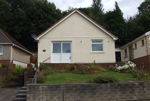 Thumbnail Bungalow for sale in Maes Rhedyn, Baglan, Port Talbot