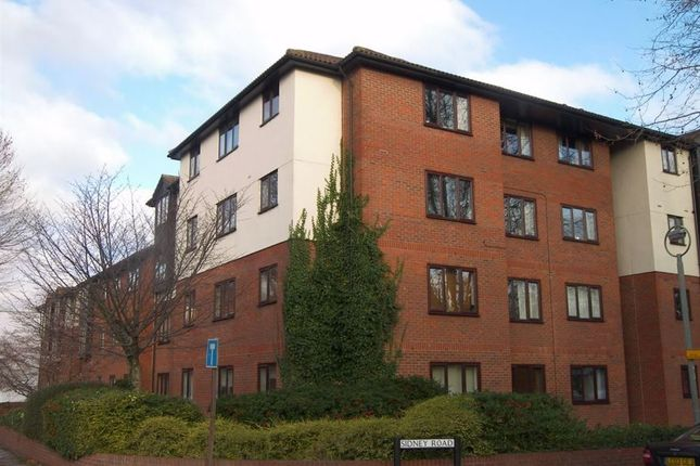 Thumbnail Flat to rent in Romana Court, Sidney Road, Staines, Middlesex