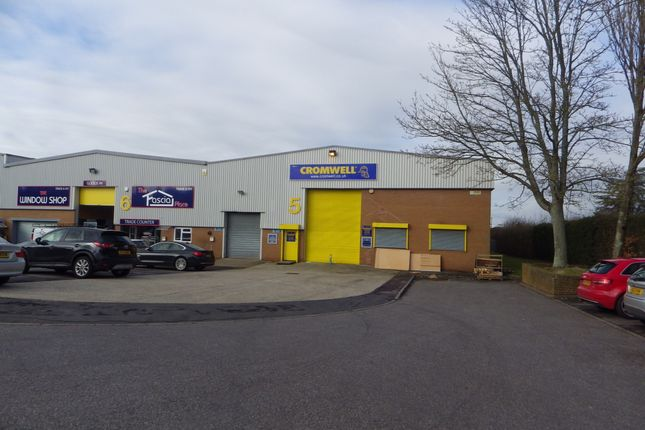 Thumbnail Industrial to let in Sherrington Way, Basingstoke