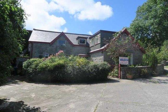 Thumbnail Detached house for sale in Gorwel, Llanallgo, Llanallgo