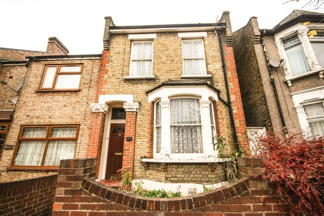 Thumbnail Detached house for sale in Tyndall Road, London
