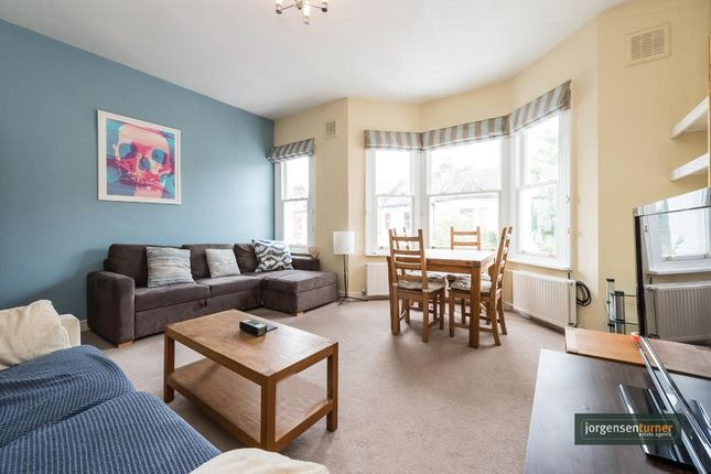 Thumbnail Flat for sale in Donaldson Road, Queens Park, London