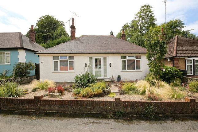 Thumbnail Bungalow for sale in Doric Avenue, Southborough, Tunbridge Wells